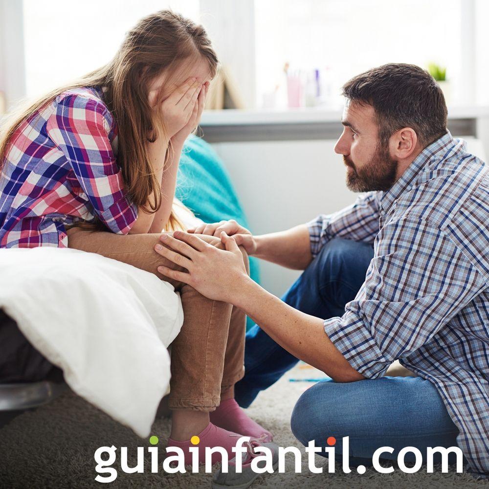 8- Detectar problemas de autoestima