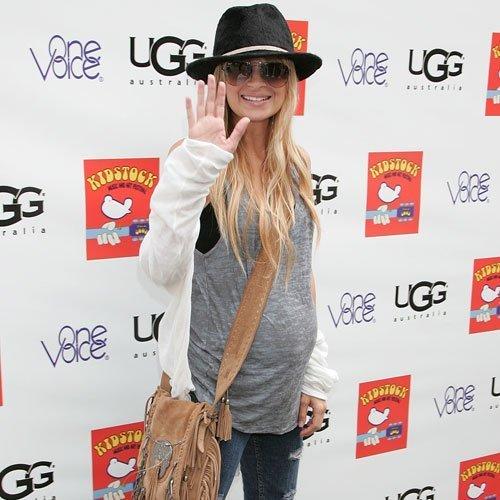 Nicole Richie embarazada
