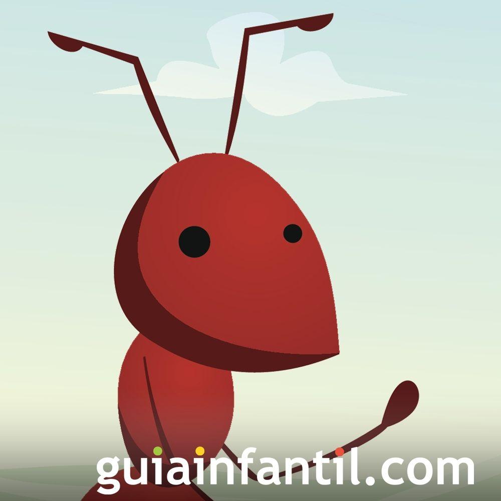 La cigarra y la hormiga. Capítulo 4