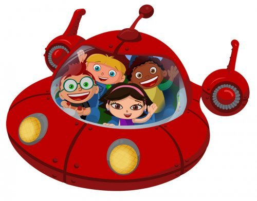 Dibujos animados Little Einsteins