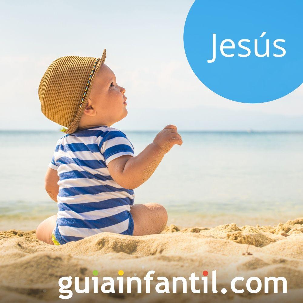 Nombres populares de niño para 2018: Jesús