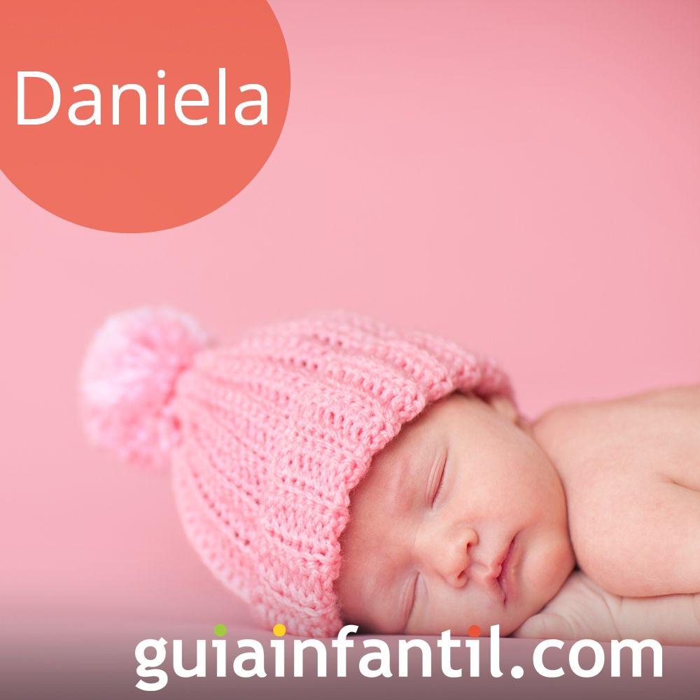 Ideas de nombres de niña bonitos para 2018: Daniela