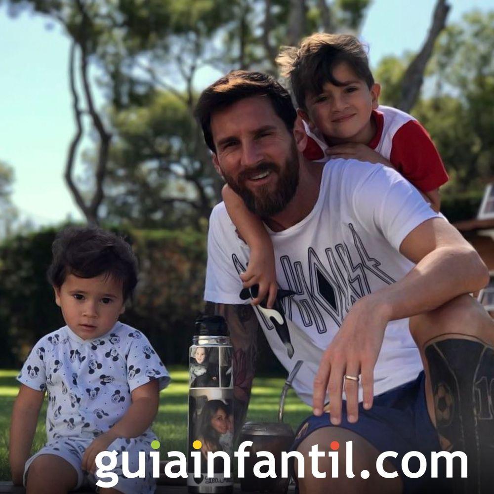 Lionel Messi tendrá un tercer hijo