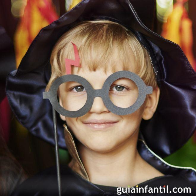 Máscara para niños de Harry Potter