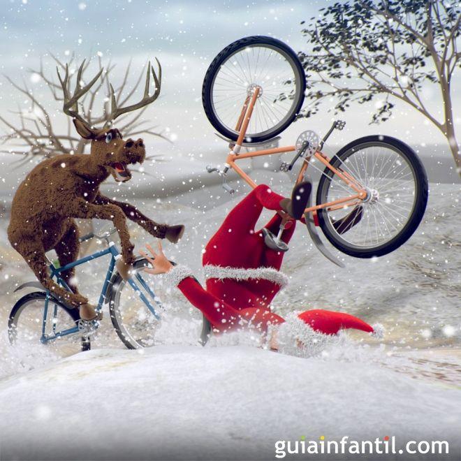 Tarjetas postales para Navidad