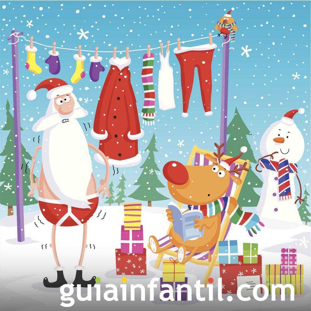 Imagenes Graciosas Para Felicitar Navidad.Felicitaciones Graciosas Para La Navidad