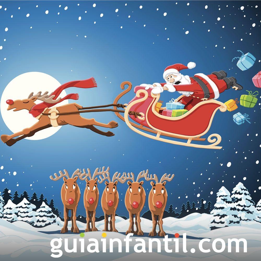 Tarjetas graciosas para felicitar las navidades
