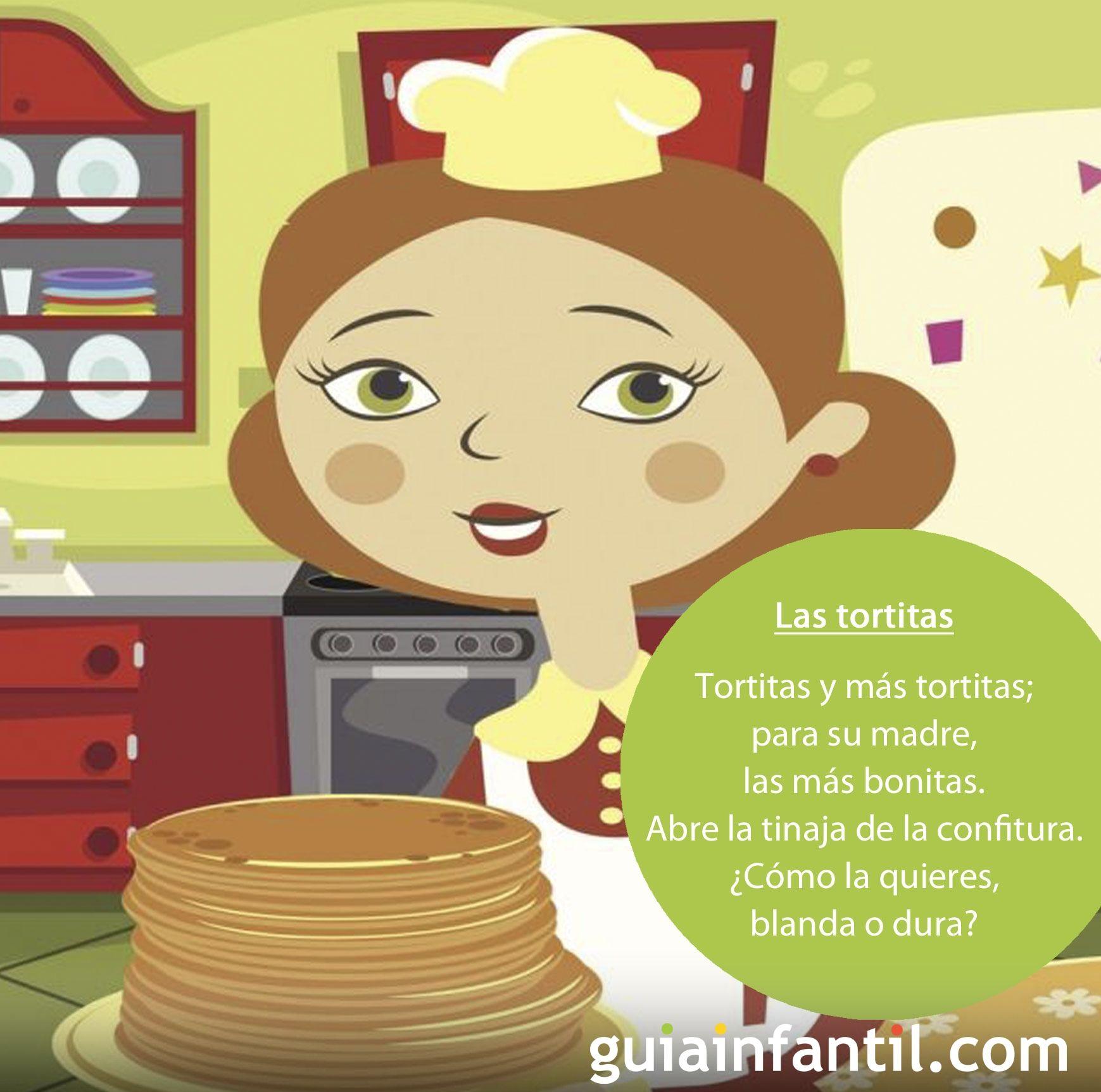 Canción de Las tortitas para hacer reír al bebé