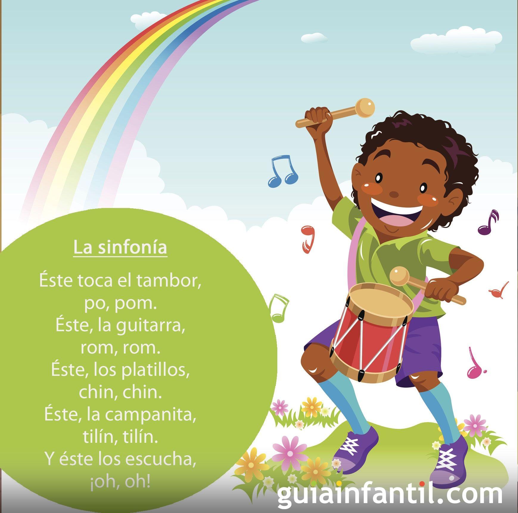Canción La sinfonía para bebés