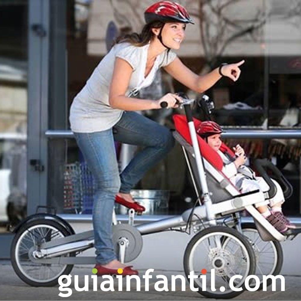 La bicicarro, sano, ecológico y práctico