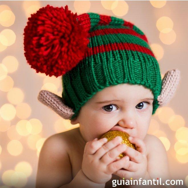 disfraz de elfo navideo