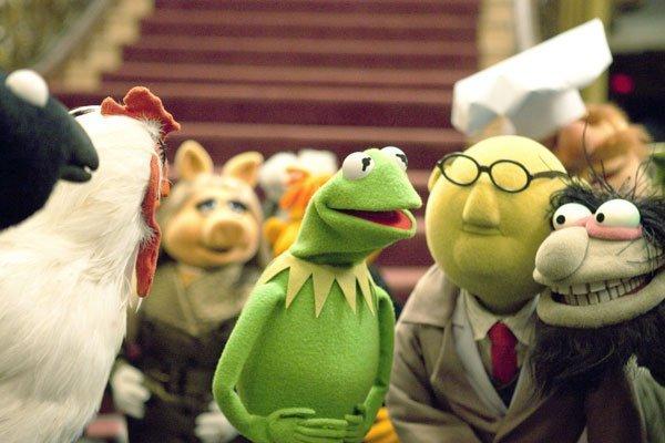 La Rana Gustavo con los Muppets