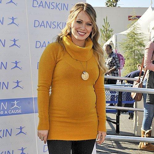 Hillary Duff embarazada