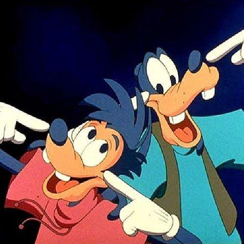 Goofy e hijo