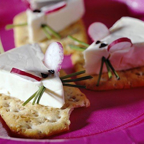 Rantoncitos de sándwich para la merienda