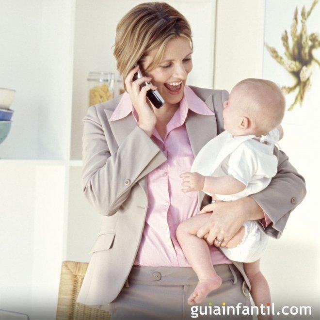 Madres ejecutivas