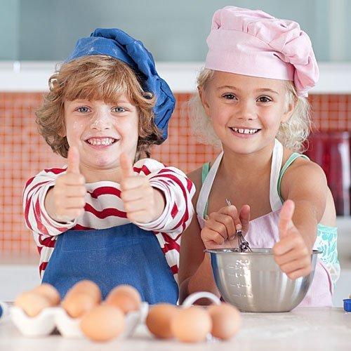 Jugar a cocinar y a ser cocinero
