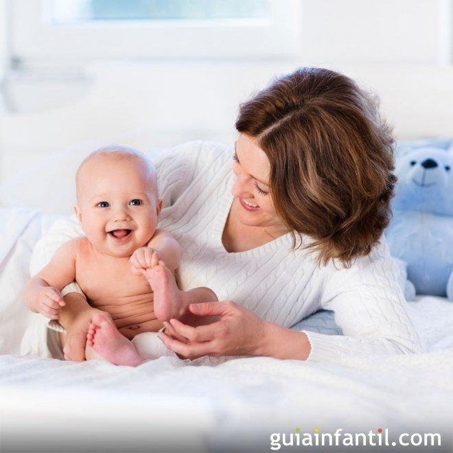 La evolución del bebé y su entorno. Segundo mes