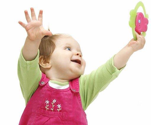 La evolución del bebé y su entorno. Undécimo mes