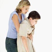 Atragantamiento. Primeros auxilios a los niños