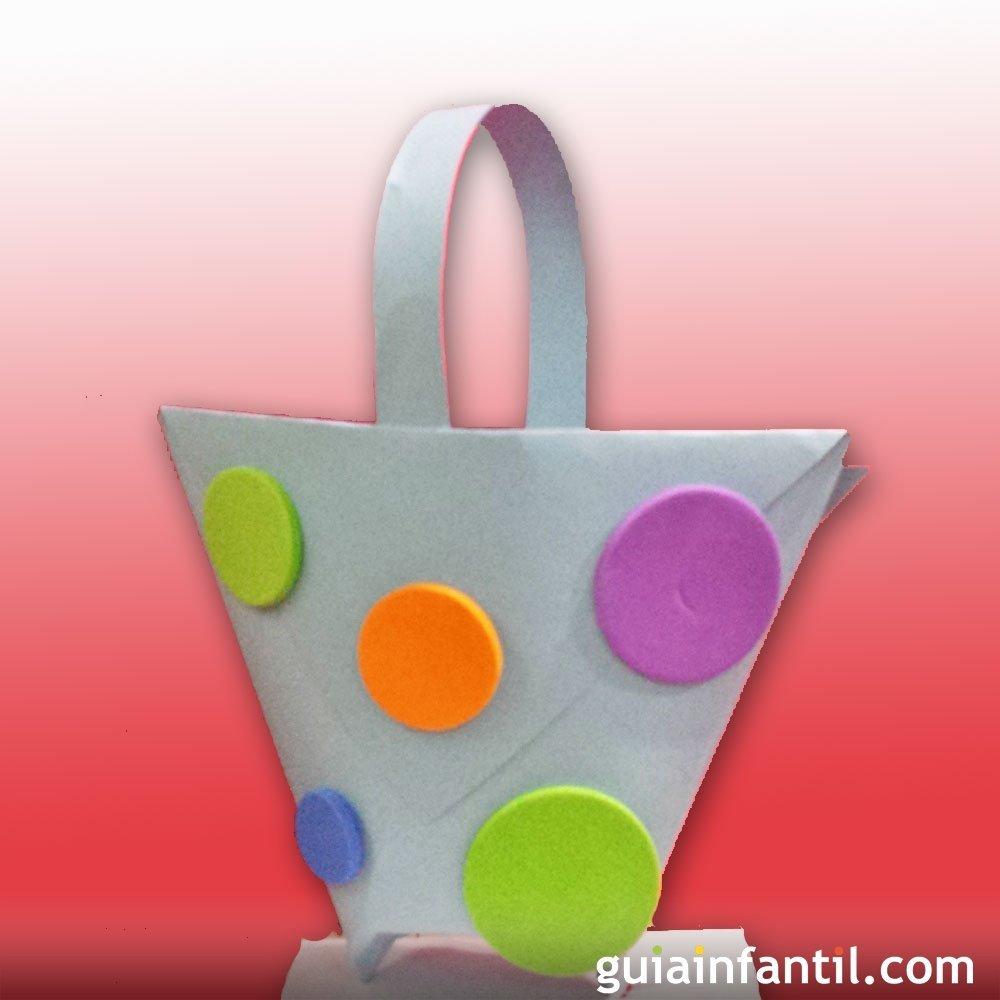 Canasta Para Huevos Manualidades.Cestita Para Los Huevos De Pascua Manualidades Infantiles