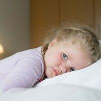 Mojar la cama por la noche