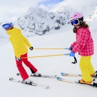 Esquí para niños