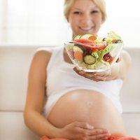 Embarazo vegetariano