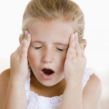 Dolor de cabeza y migrañas en los niños