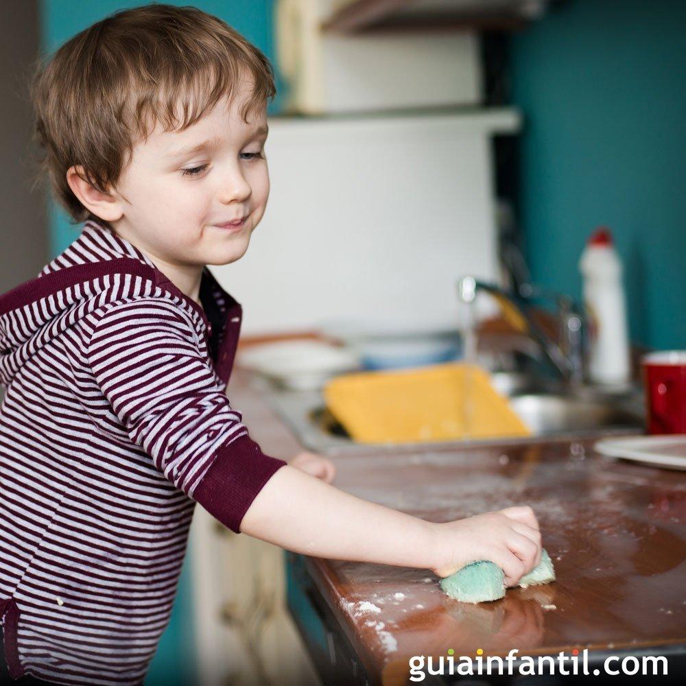 Ayudar en las tareas de casa tv para padres - Television en casa ...