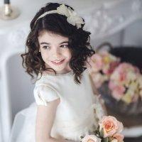 Fotos de vestidos de primera comunión para niñas