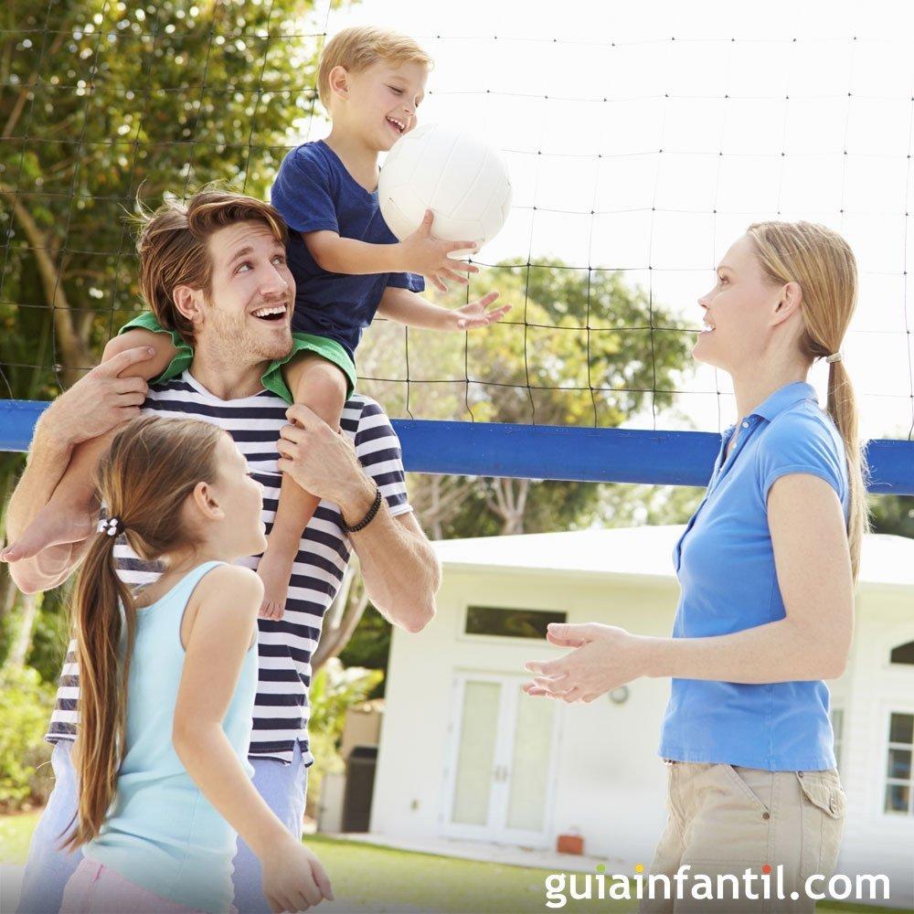 Voleibol. Deporte infantil