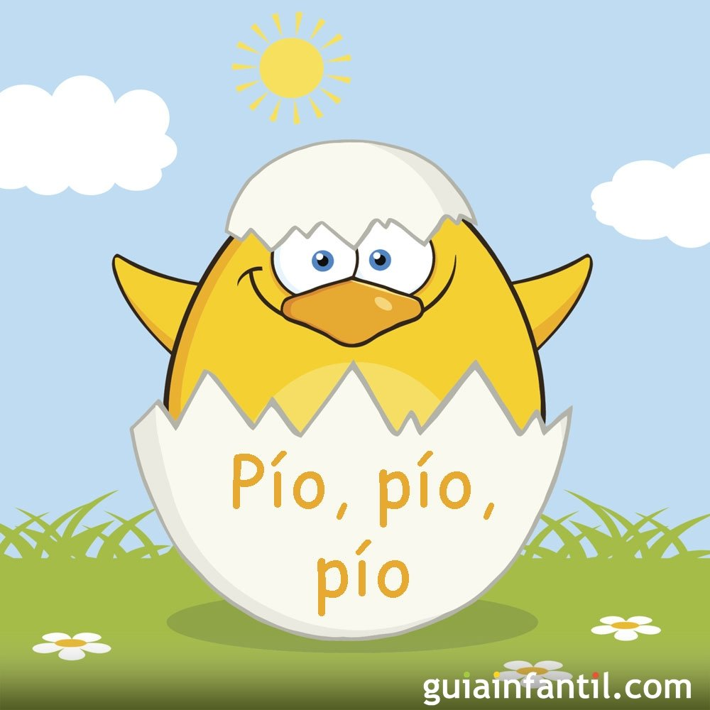 El Huevo Que Pía Cuentos Para Niños