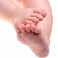 El pie plano de los niños