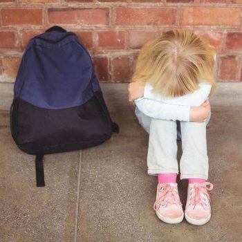 El miedo de los niños a la escuela