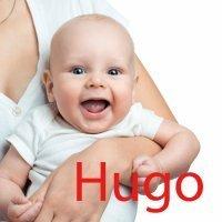 Día del Santo Hugo, 1 de abril. Nombres para niños