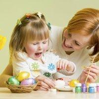 Manualidades de Pascua para los niños