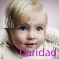 Día de la Santa Caridad, 7 de abril. Nombres para niñas