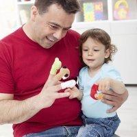 Las marionetas como recurso educativo para niños