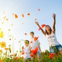 Cuentos de primavera para niños