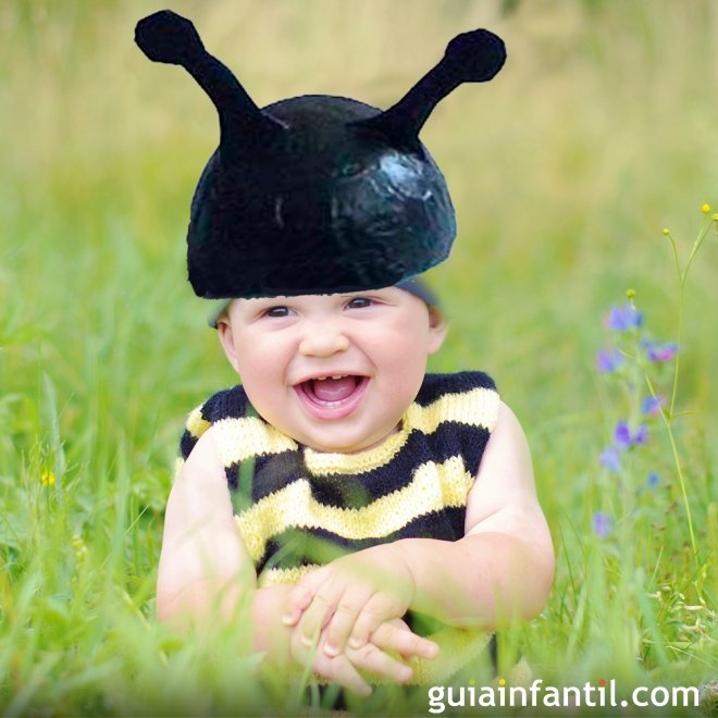 97b246d5287f8 Sombreros de papel maché para Carnaval. Manualidades para niños