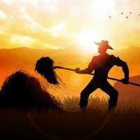 El labrador y la providencia. Fábulas de Samaniego