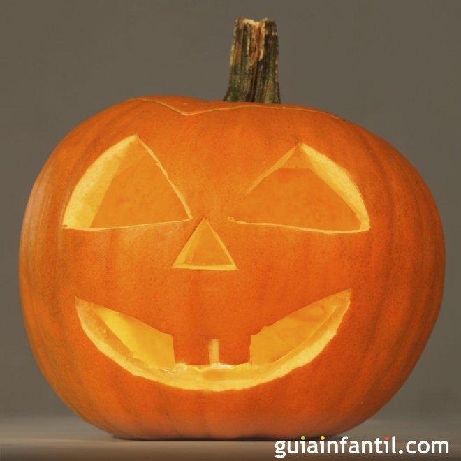 Manualidades Halloween Ninos.Manualidades Para Ninos Calabaza De Halloween