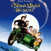 Película infantil. La niñera mágica y el Big Bang