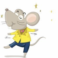 Fábulas para niños. El ratón campesino y el rico cortesano