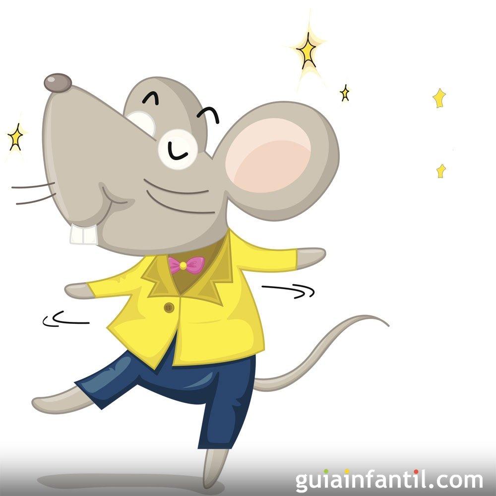 Fábulas Para Niños El Ratón Campesino Y El Rico Cortesano