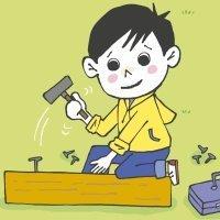 Cuento infantil. El niño y los clavos