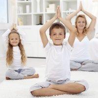 Yoga infantil, beneficios de la relajación