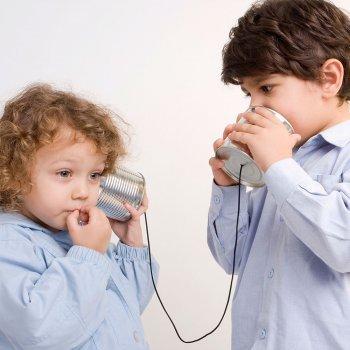 Cómo hablan y escuchan los niños