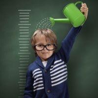 La hormona del crecimiento infantil